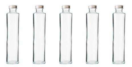 ハーバリウム作りに必要なボトル