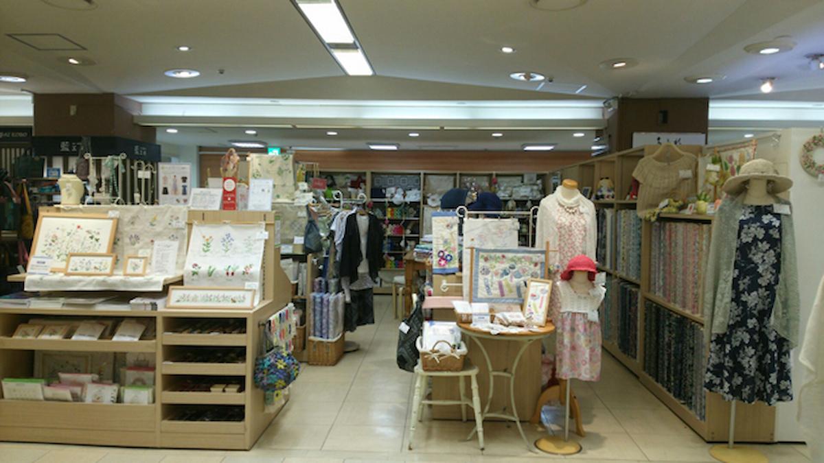 ホビーラホビーレ 京王百貨店新宿店の外観