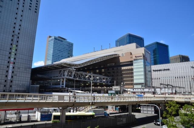 大阪の大型手芸店