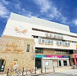 大阪の手芸店「ユザワヤ」