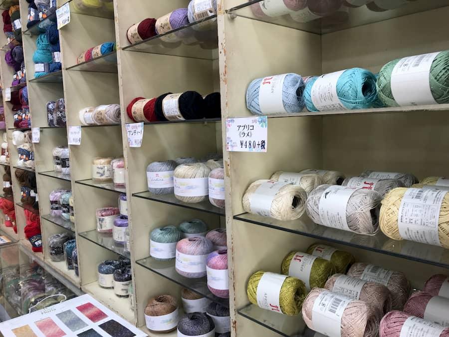 山久の手芸糸