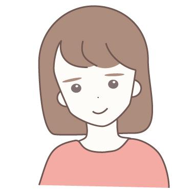 ハンドメイド作家の似顔絵(通常)