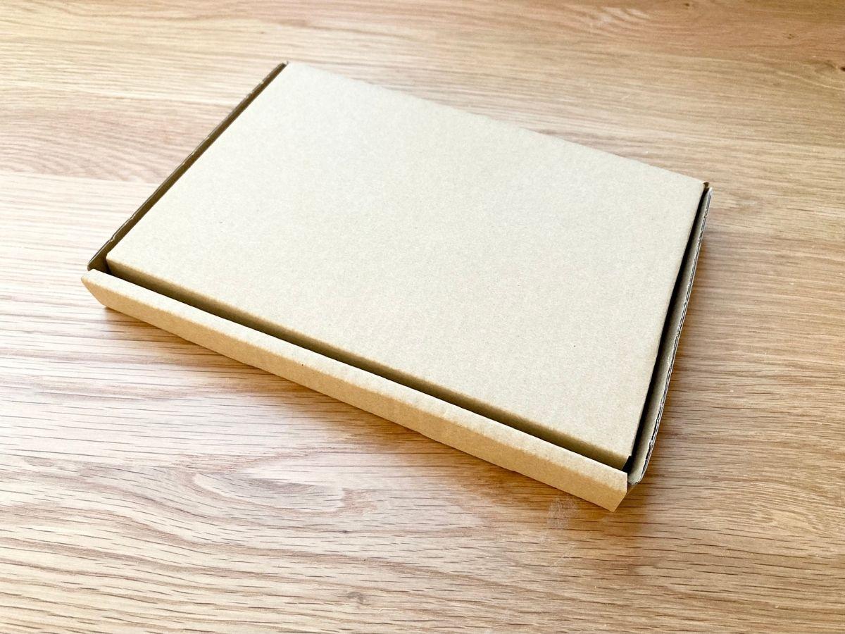 ダンボール箱 薄型 A5サイズ(ネコポス・ゆうパケット対応)